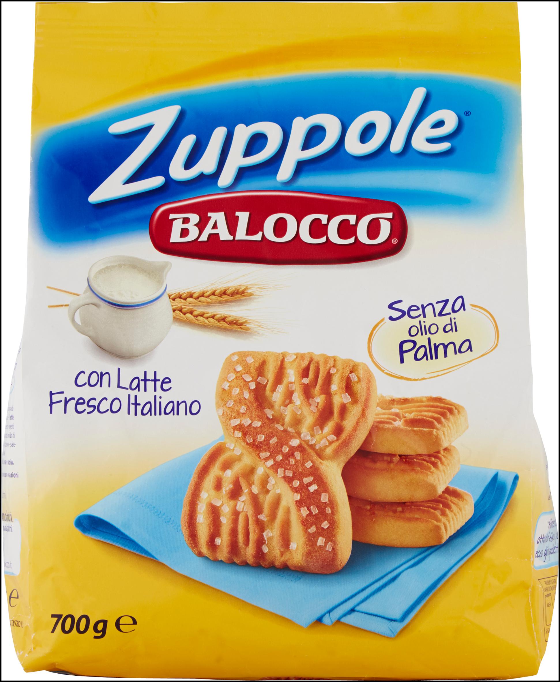 BISC.ZUPPOLE NO PALMA BALOCCO G700