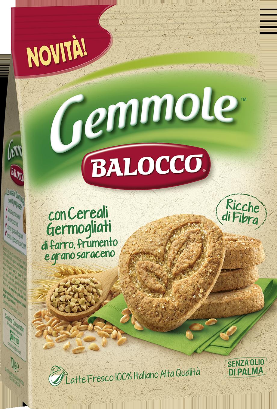 BISC.GEMMOLE BALOCCO  G700