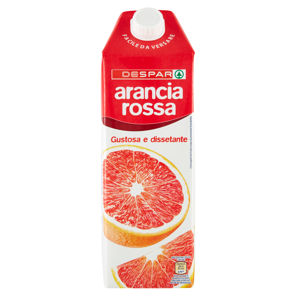 Despar arancia rossa 1500 ml