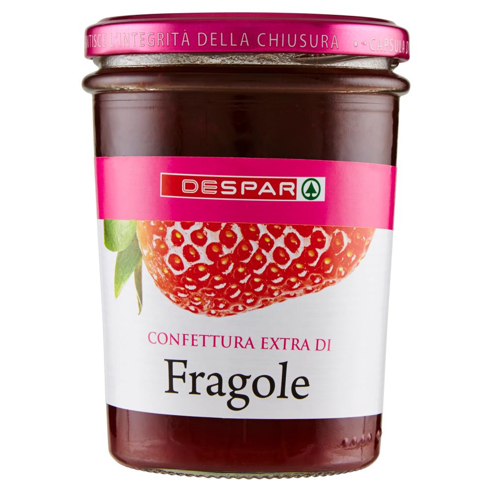 Despar Confettura Extra di Fragole 370 g