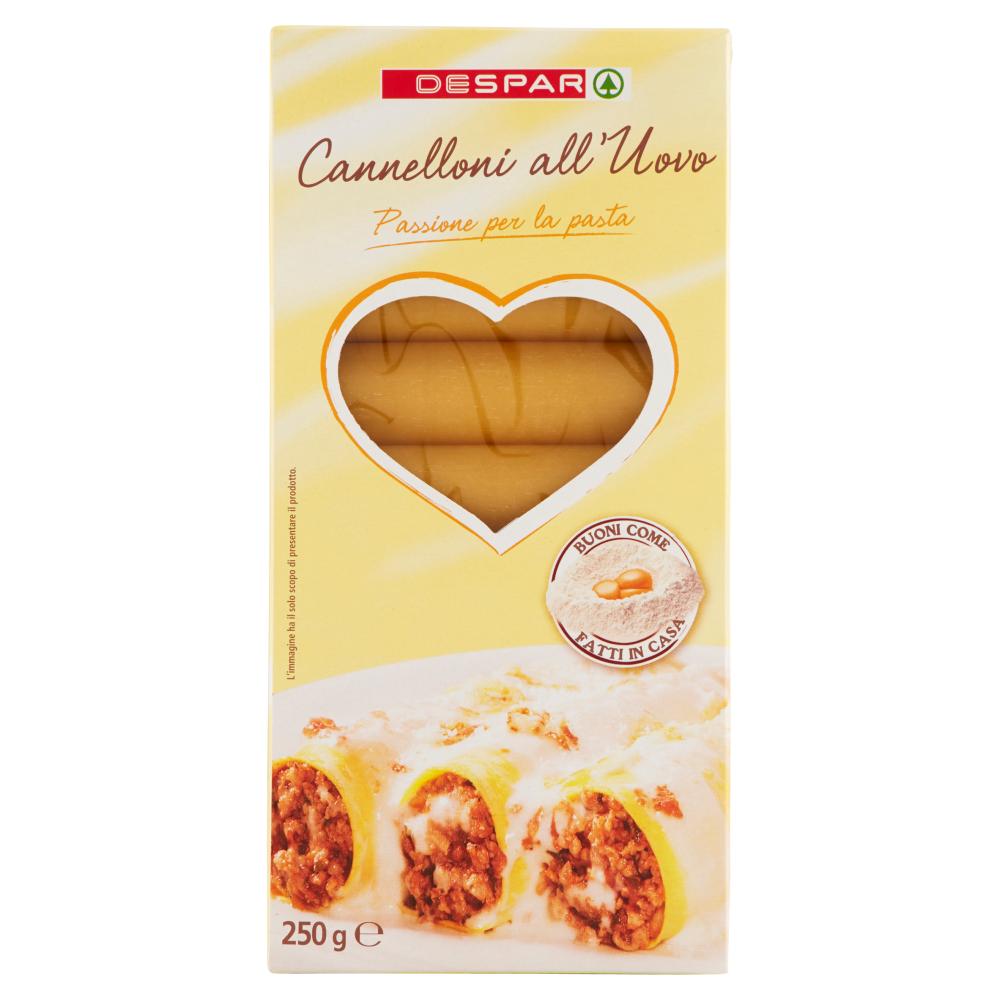 Despar Cannelloni all'Uovo 250 g