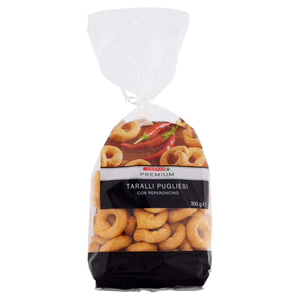 Despar Premium Taralli Pugliesi con Peperoncino 300 g