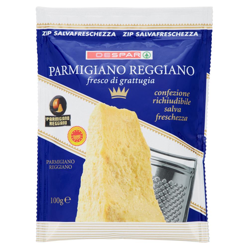 Despar Parmigiano Reggiano fresco di grattugia 100 g