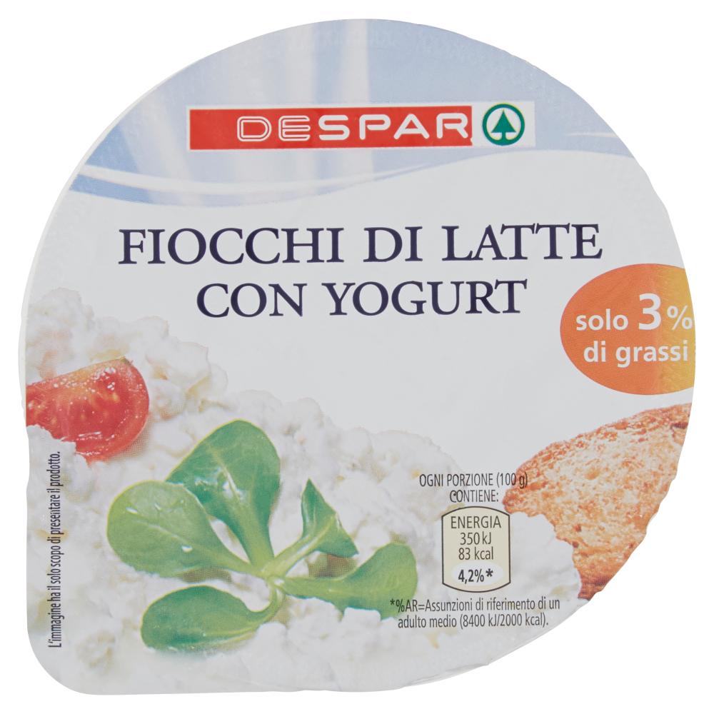 Despar Fiocchi di Latte con Yogurt 200 g
