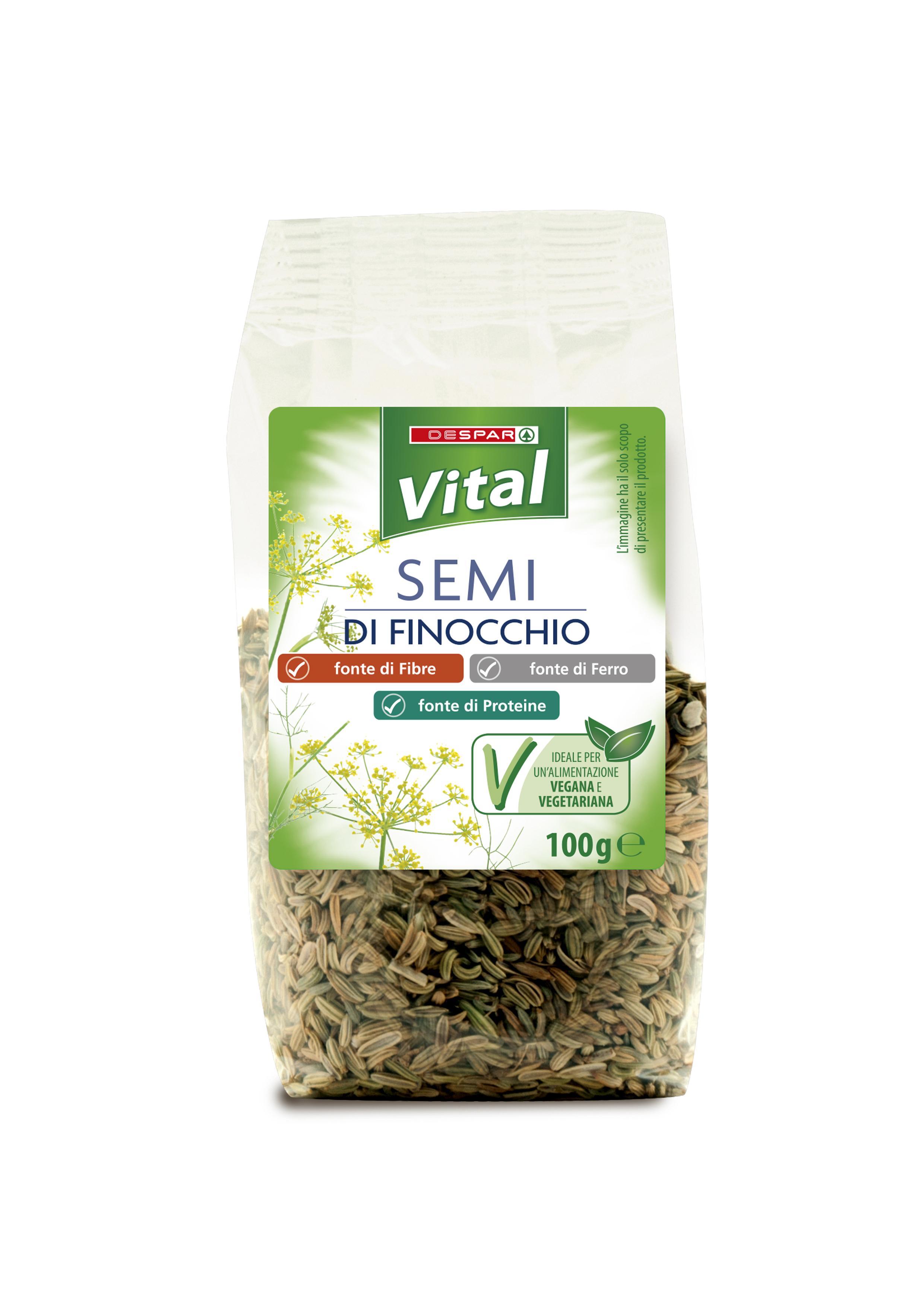 SEMI DI FINOCCHIO VITAL 100g