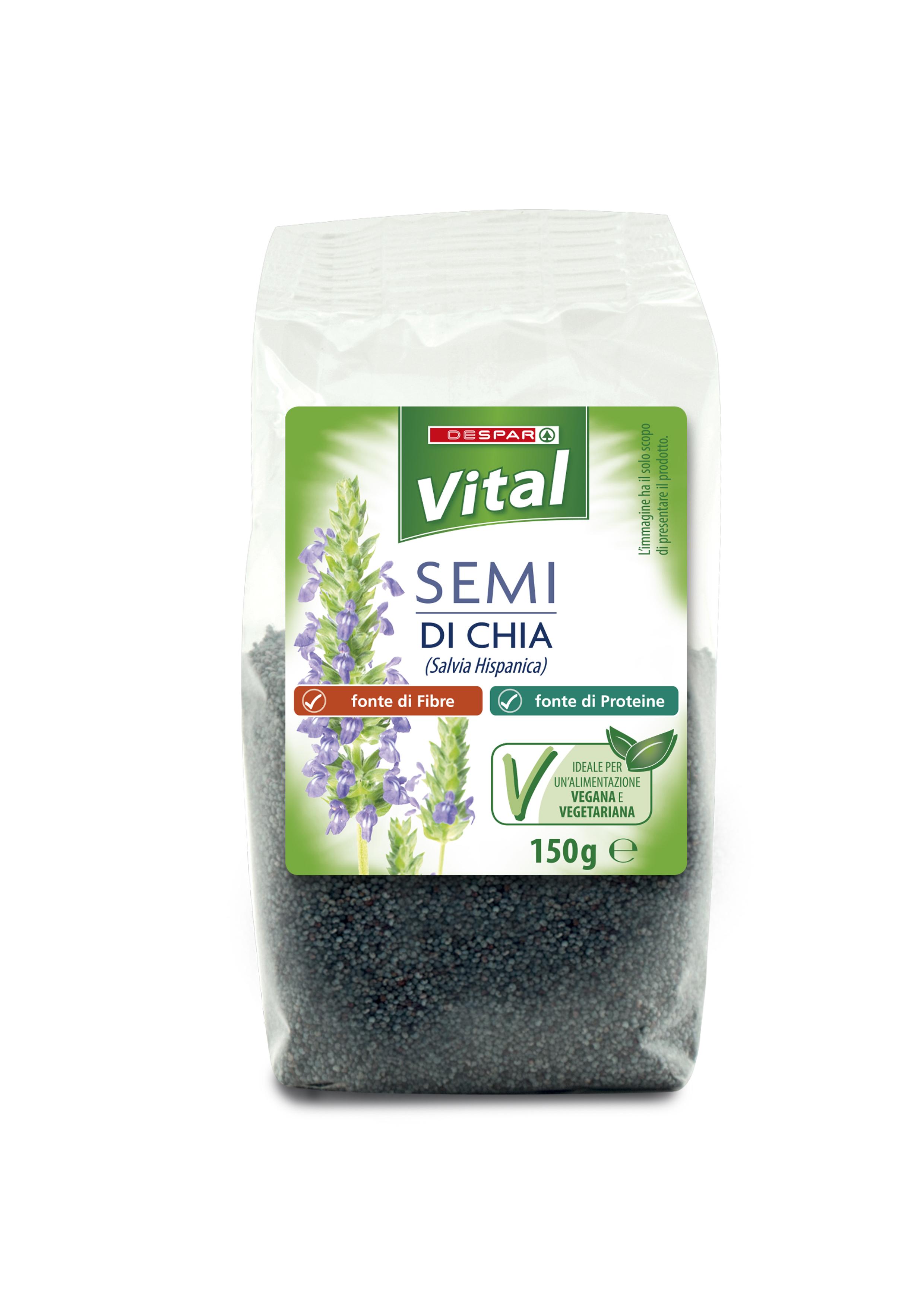 SEMI DI CHIA VITAL 150g