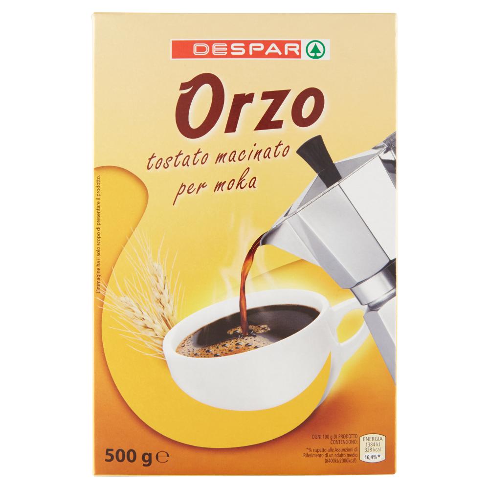 Despar Orzo tostato macinato per moka 500 g