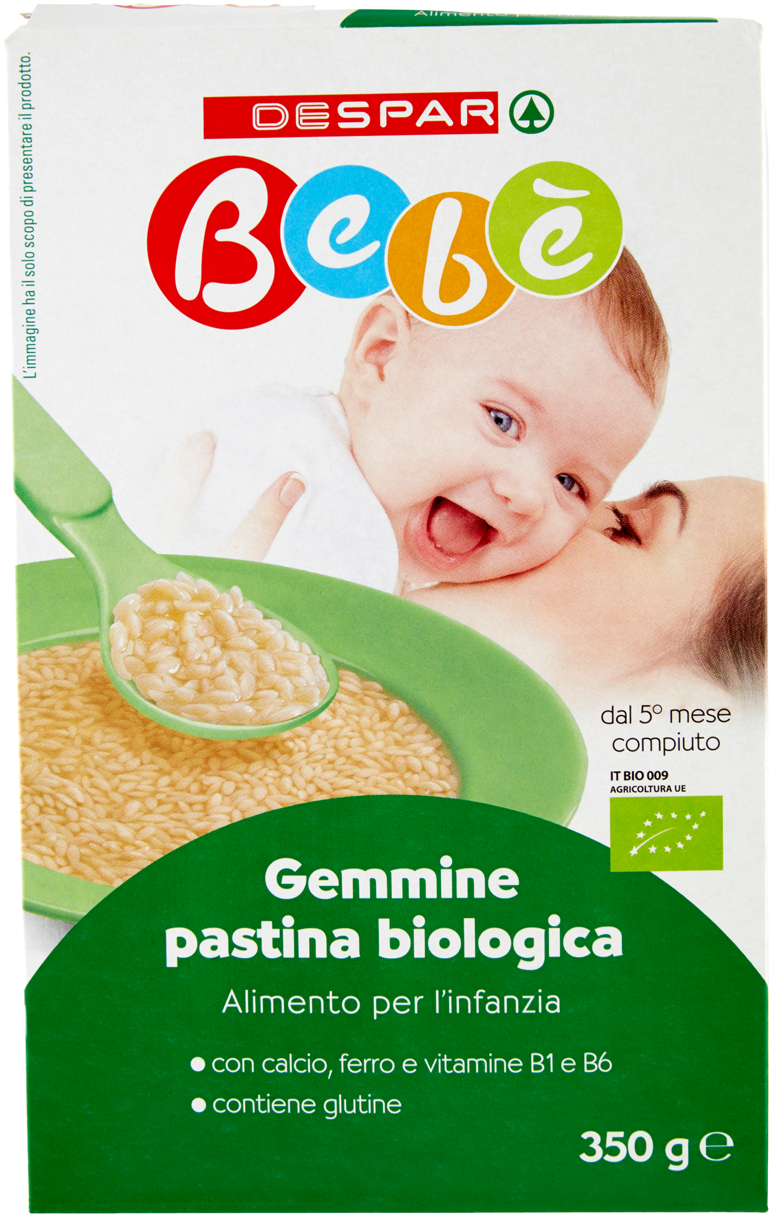 PASTINA DESPAR 350G GEMMINE