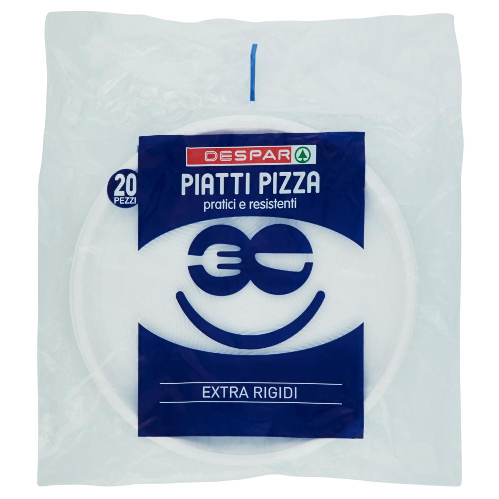 Despar Piatti Pizza 20 Pezzi