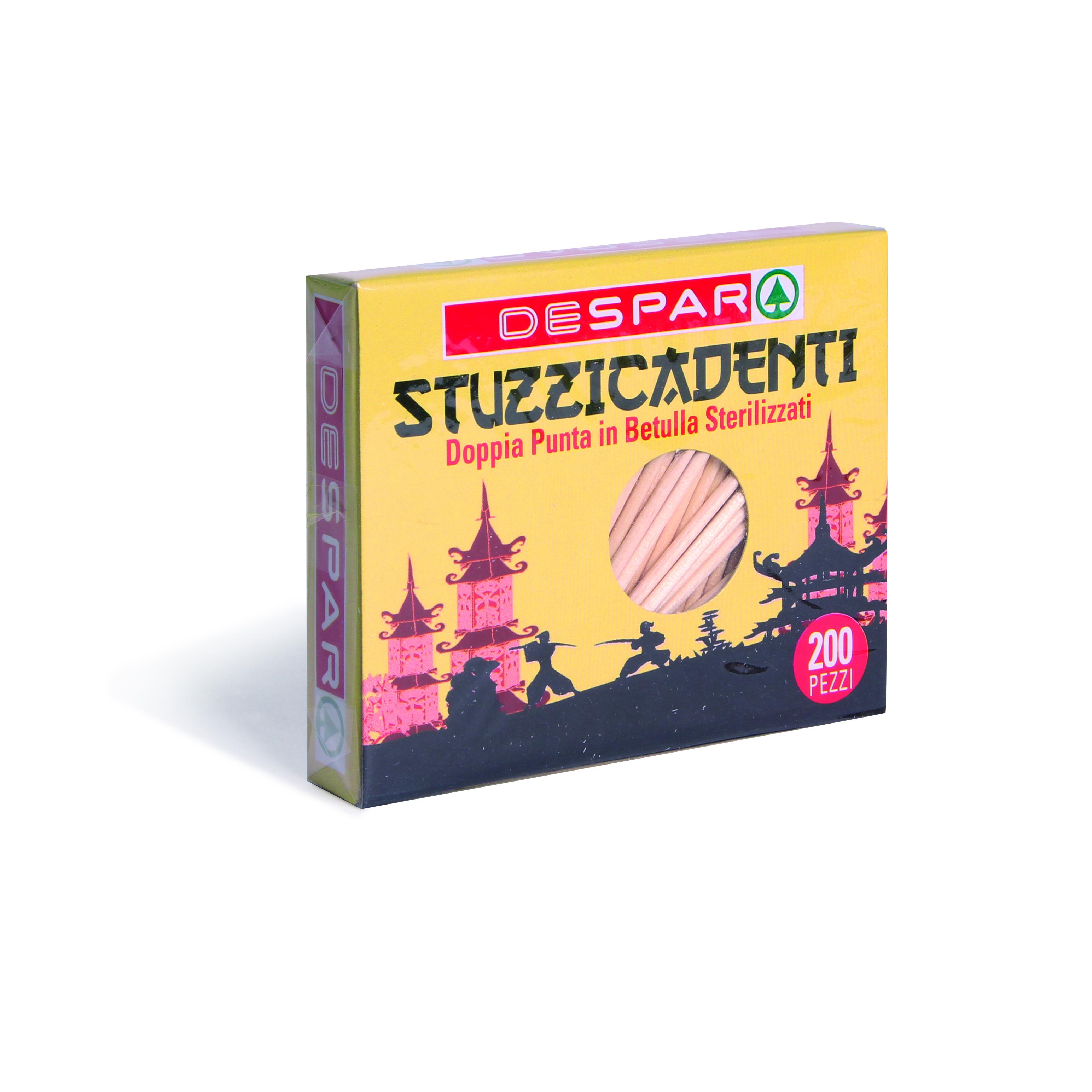 STECCHINI DESPAR ASTUCCIO 200PZ