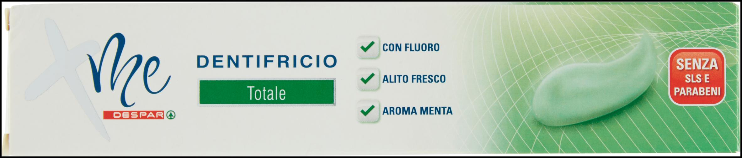 DENTIFRICIO XME 75ML PROTEZIONE COMPLETA