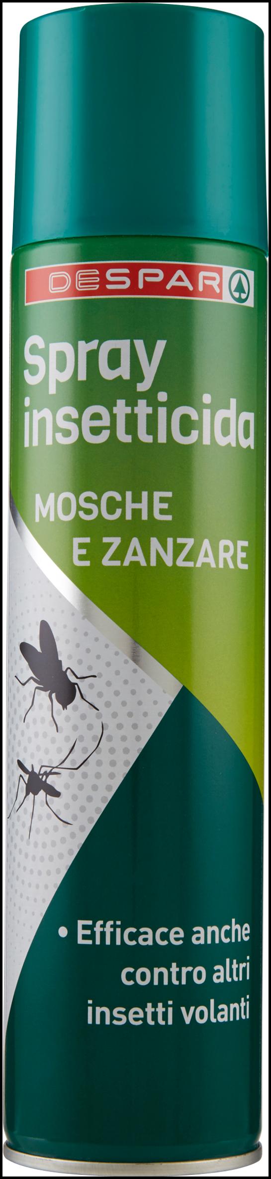 DESPAR SPRAY MOSCHE&ZANZARE  400 ML
