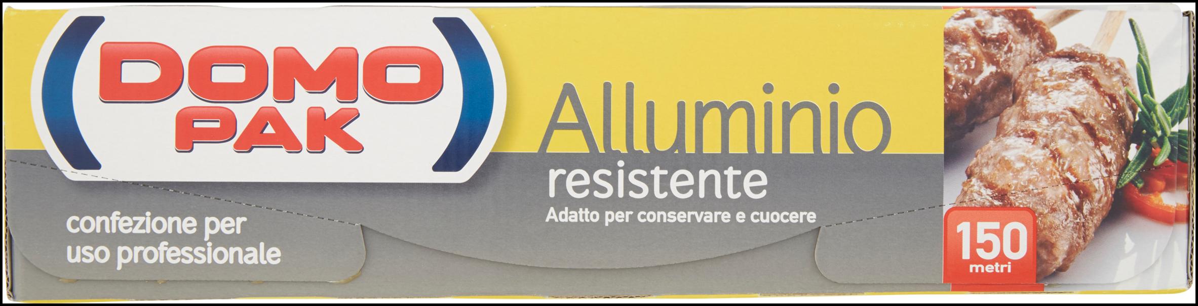 ALLUMINIO DOMOPACK 8090 MT.150 DISPENSER