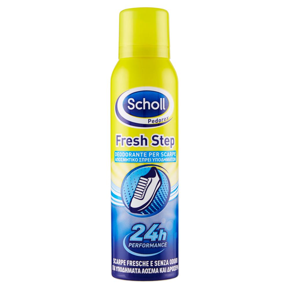 Scholl Pedorex Fresh Step Deodorante per Scarpe 150 ml