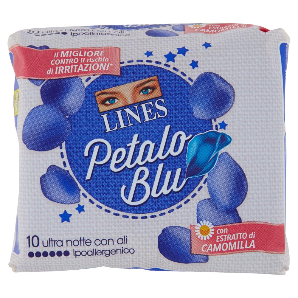 Lines Petalo Blu Notte x10