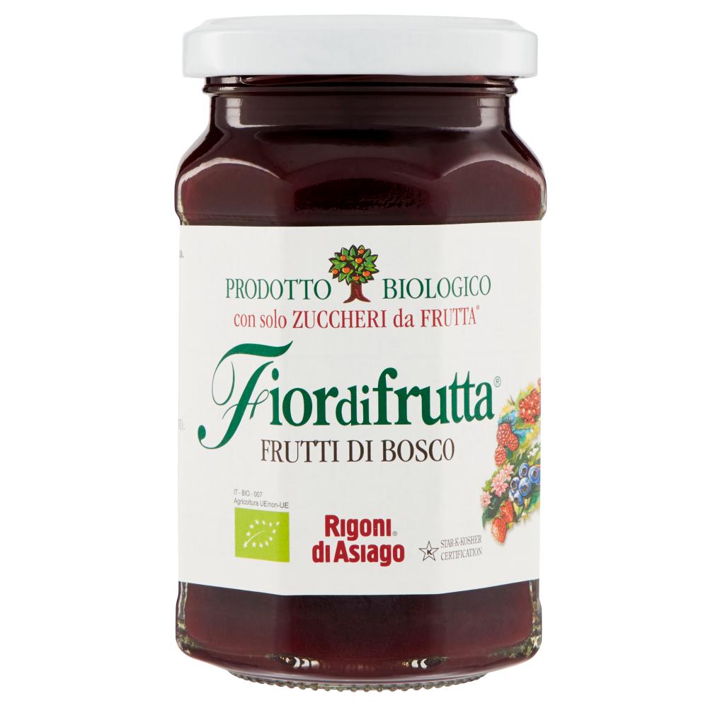 Rigoni di Asiago Fiordifrutta Frutti di Bosco 250 g