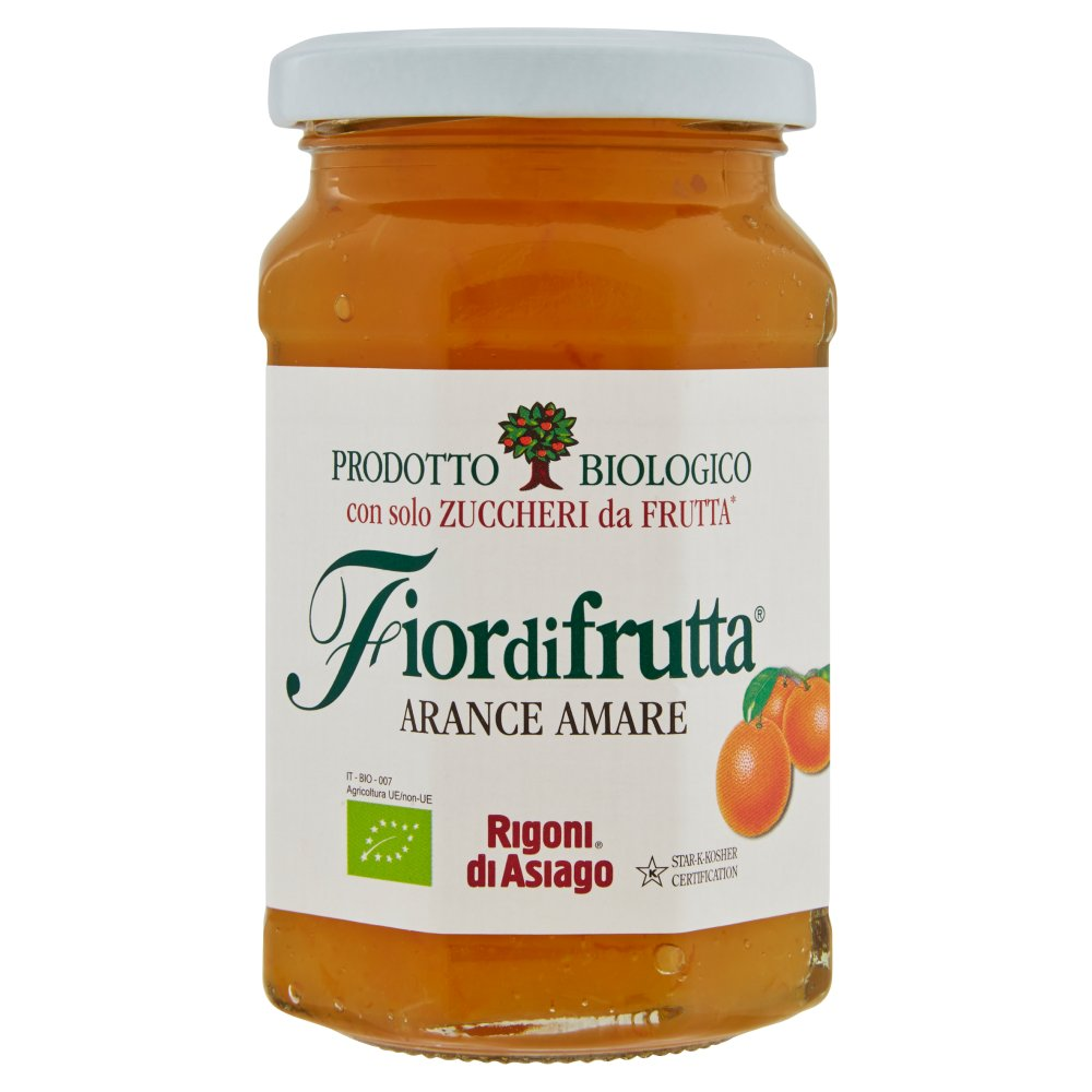 Rigoni di Asiago Fiordifrutta arance amare 260 g