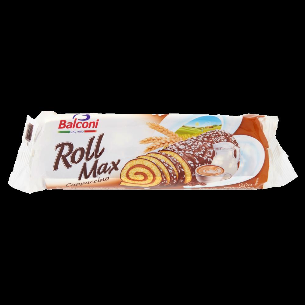 Balconi Roll Max cappuccino 300 g