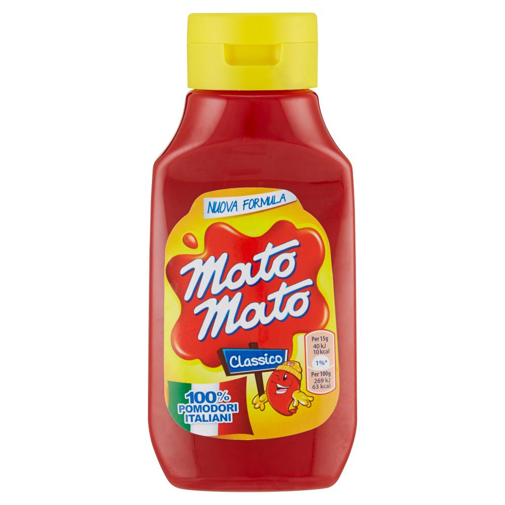 Kraft Mato mato classico 390 g
