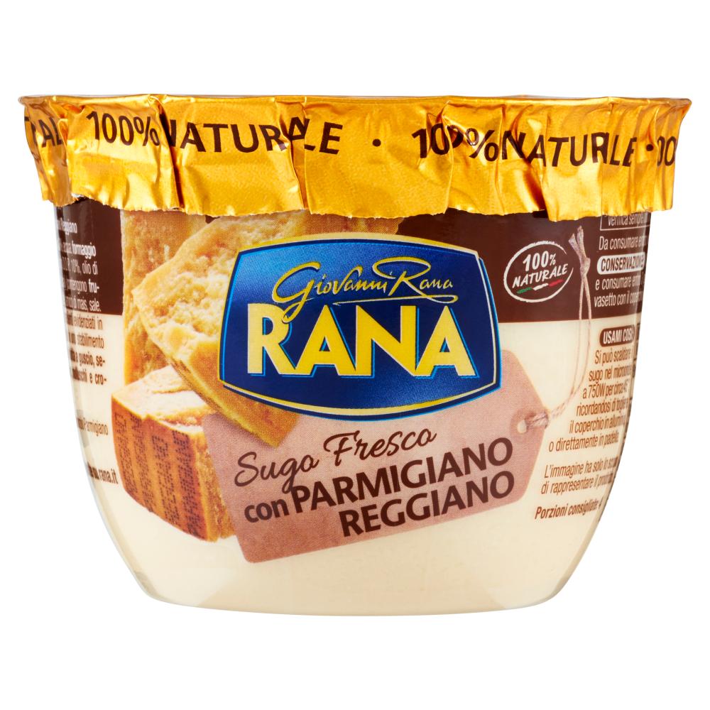 Giovanni Rana Sugo Fresco con Parmigiano Reggiano 180 g
