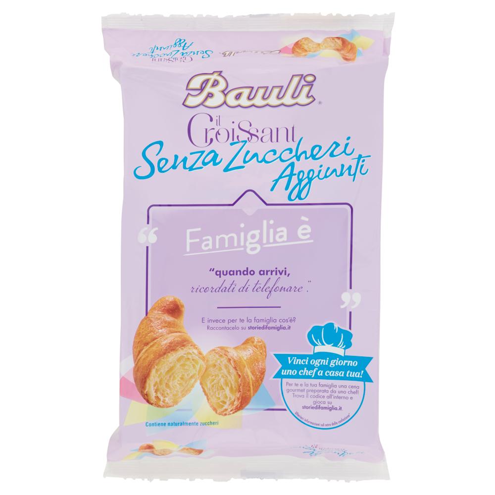 Bauli Croissant Senza Zuccheri Aggiunti Famiglia è 200 g
