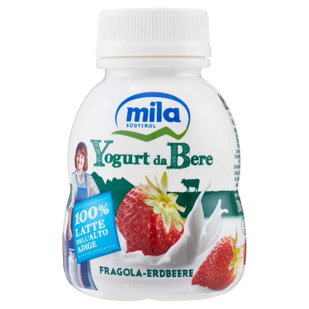 Mila Yogurt da Bere Fragola 200 g