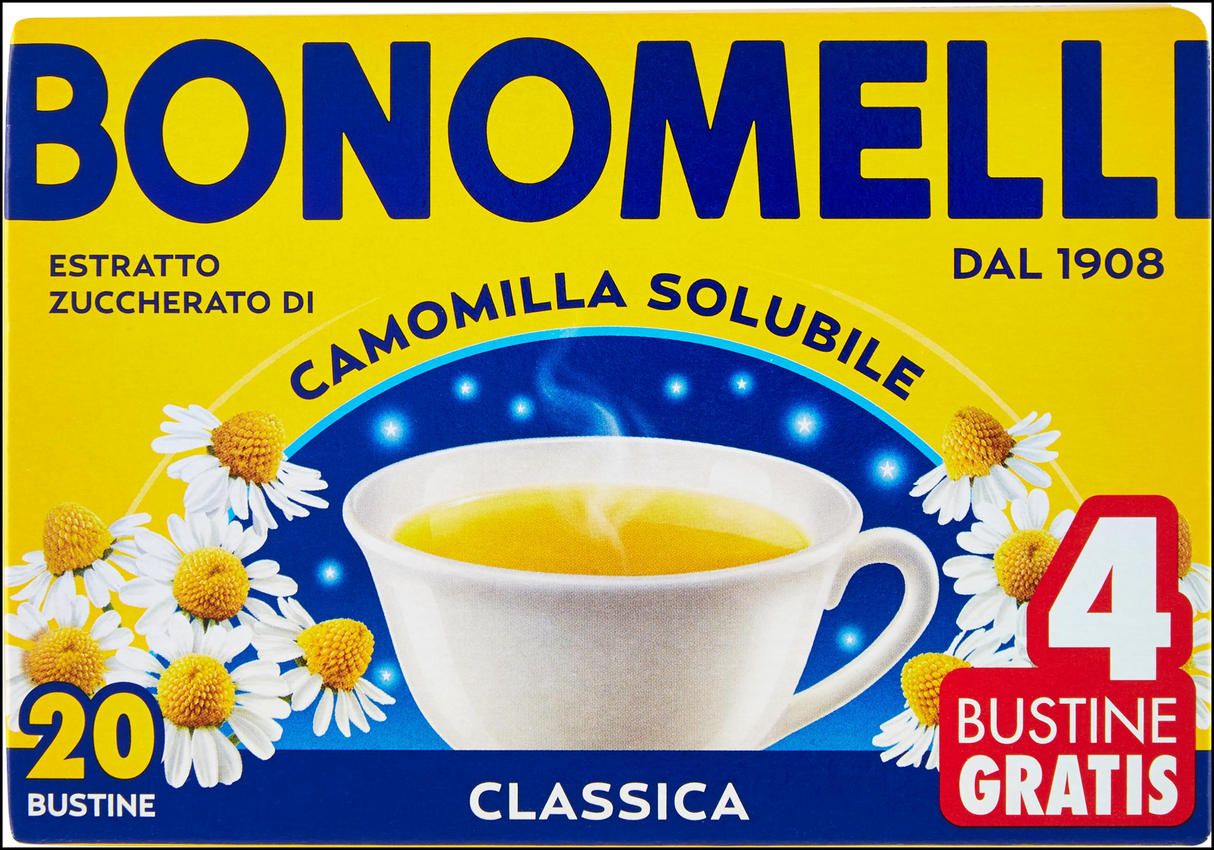 CAMOMILLA BONOMELLI SOLUBILE 16BUSTE