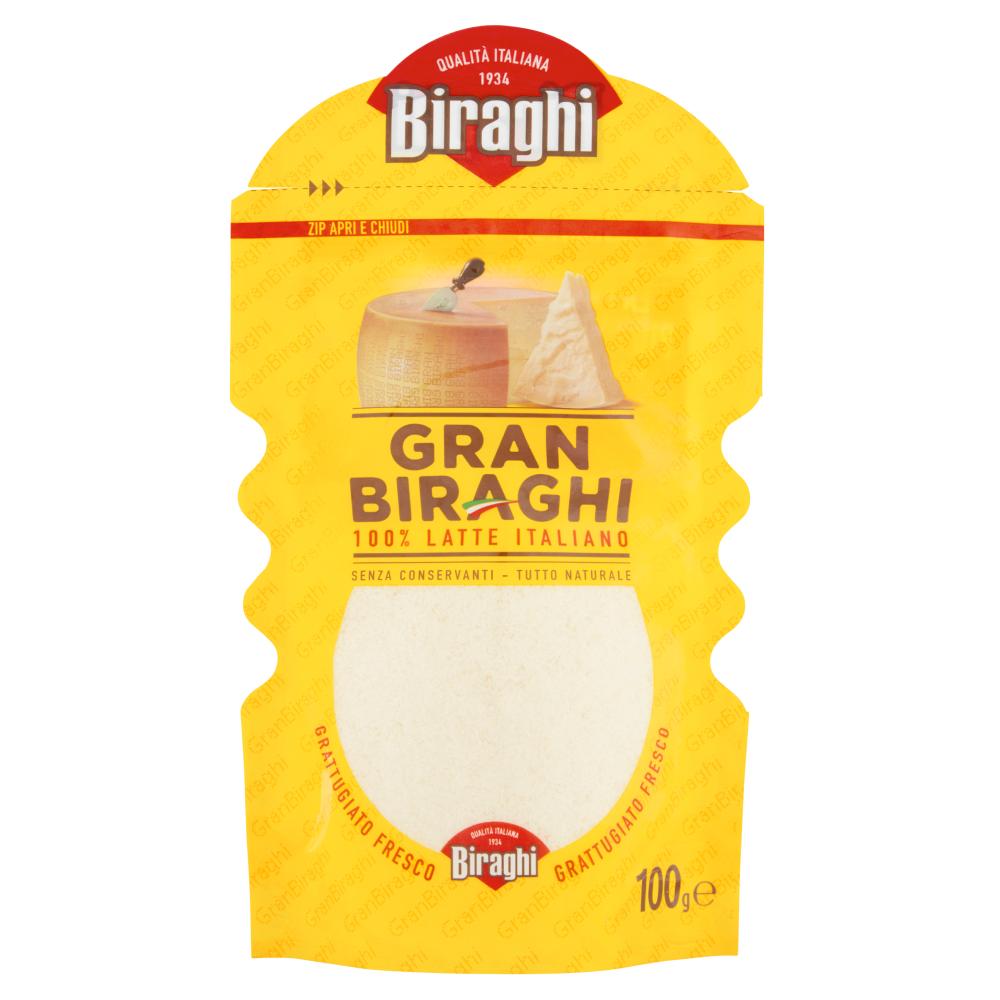 GRATTUGIATO BIRAGHI 100G