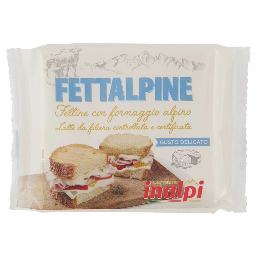 Latterie inalpi Fettalpine 150 g