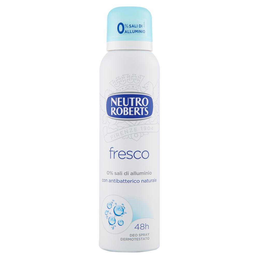 Neutro Roberts fresco Deo Spray 150 ml