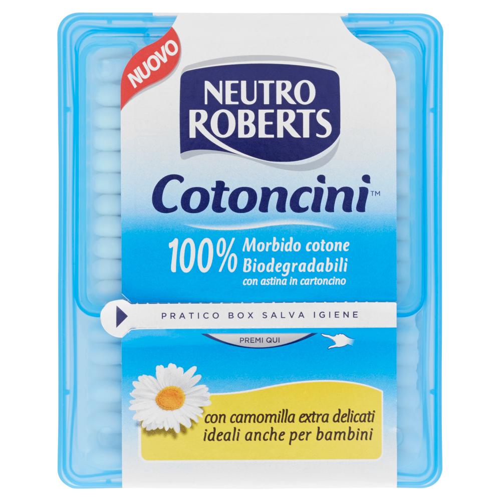 Neutro Roberts Cotoncini 260 bastoncini