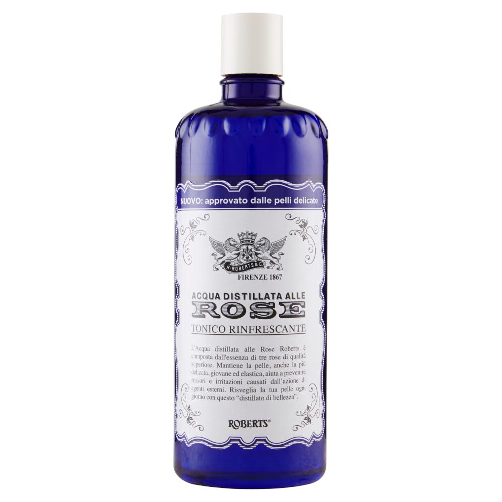 Acqua Distillata alle Rose Tonico Rinfrescante 300 ml