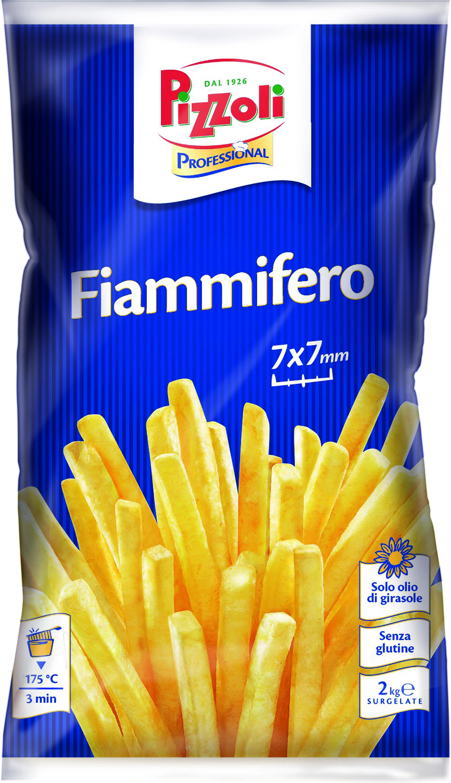 PATATE FIAMMIFERO PIZZOLI 2KG