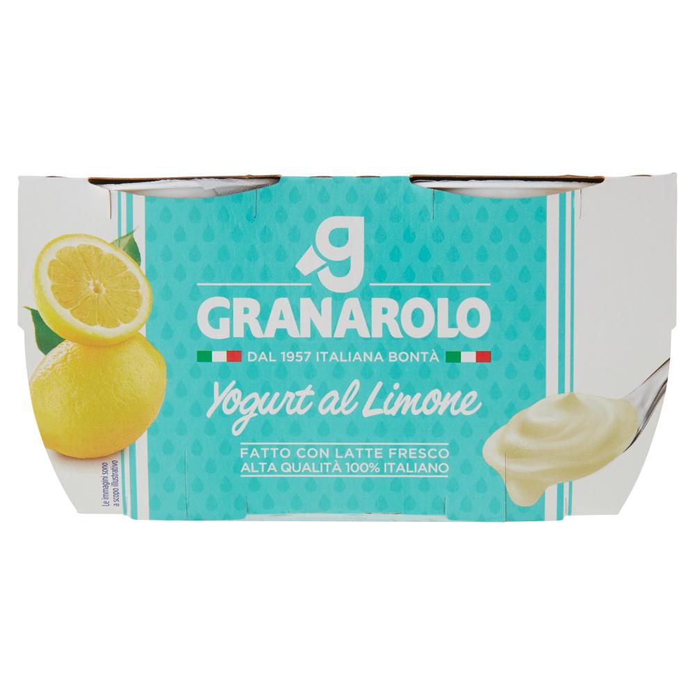 Granarolo Yogurt al Limone 2 x 125 g