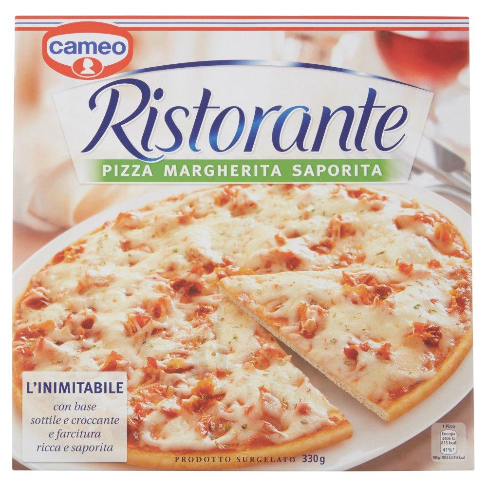 cameo Ristorante Pizza Margherita Saporita 330 g