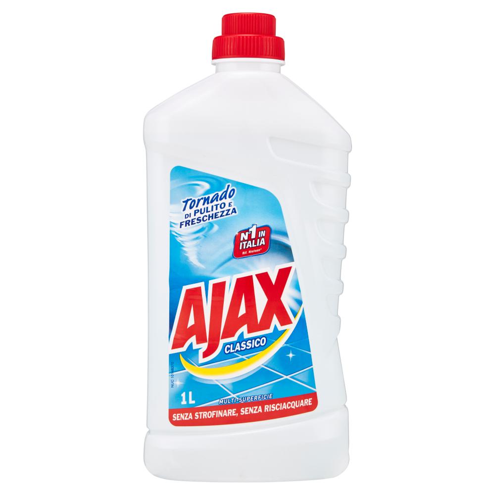 Ajax Classico Multisuperficie 1 L