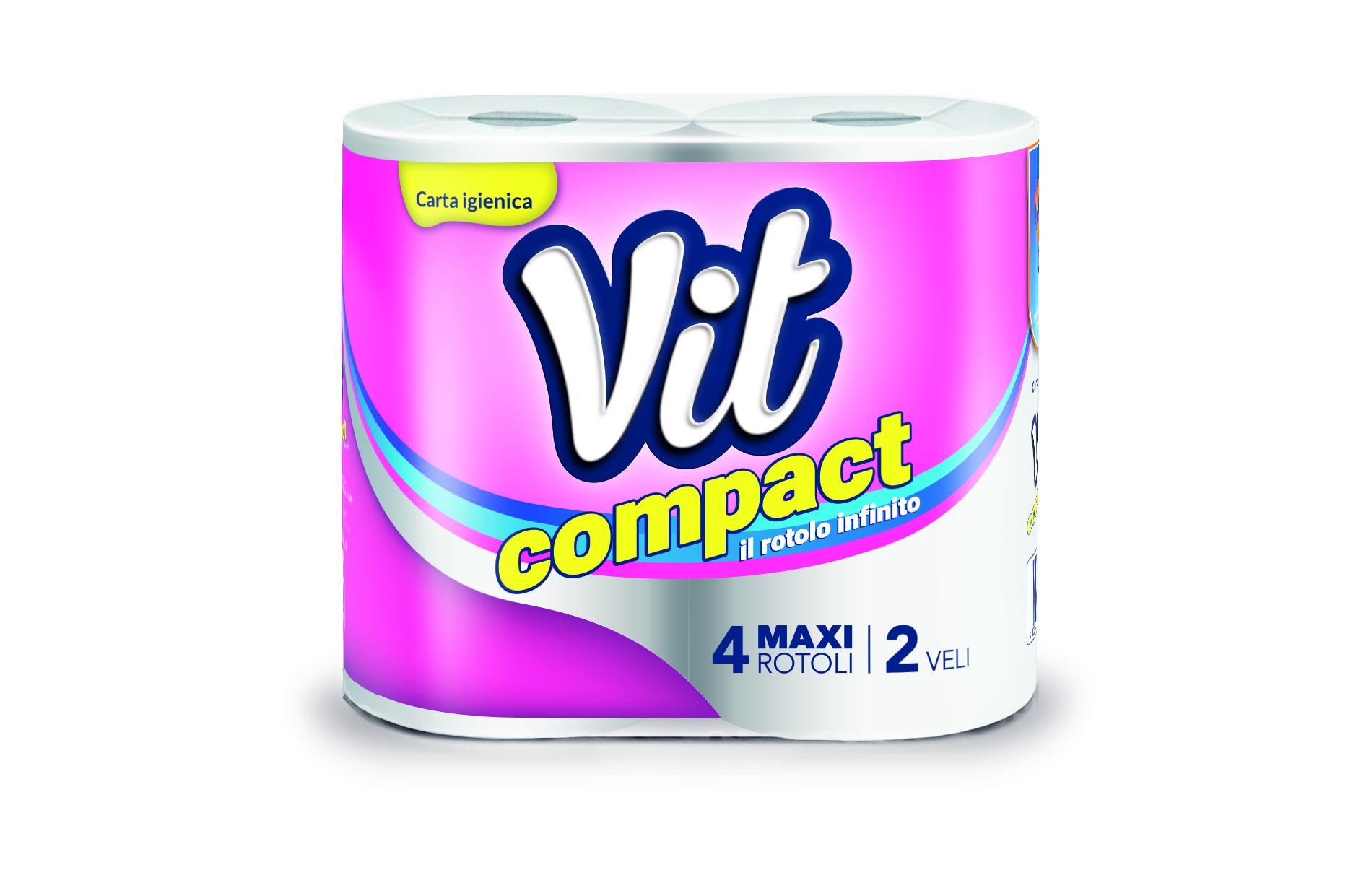 CARTA IG. VIT X 4 COMPACT