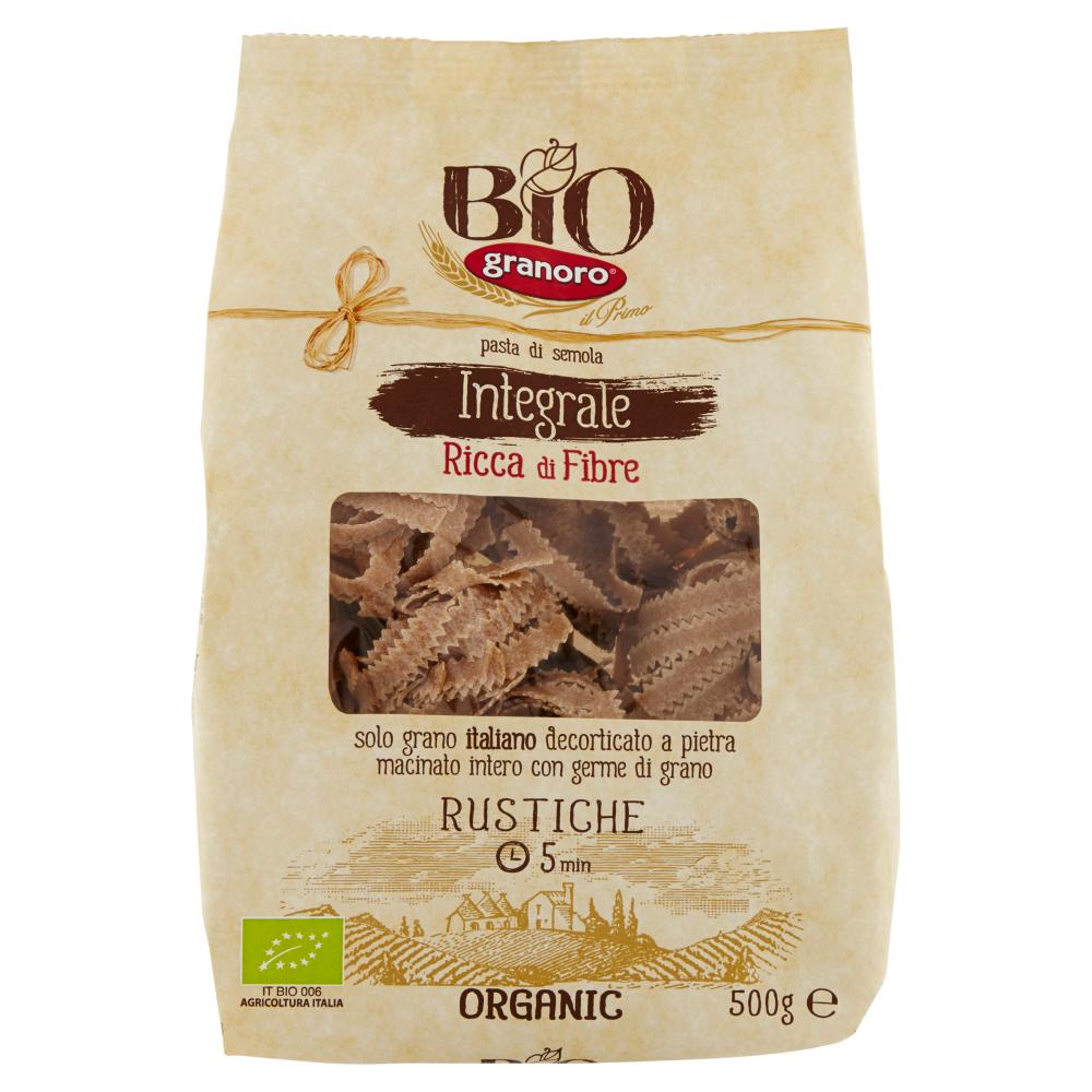 granoro Bio Integrale Rustiche 500 g