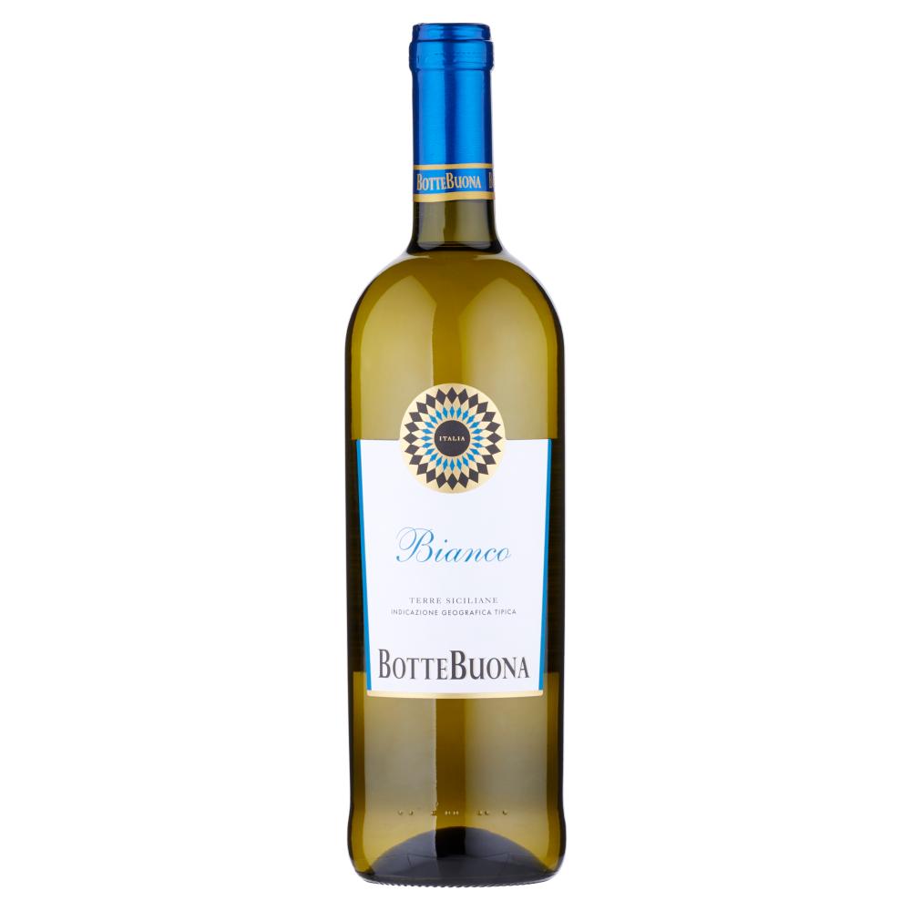 BotteBuona Bianco Terre Siciliane 0,75 L