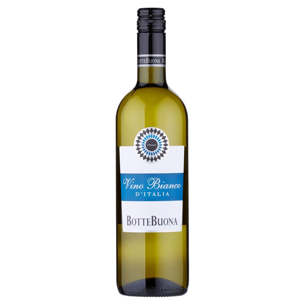 BotteBuona Vino Bianco d'Italia 0,75 L