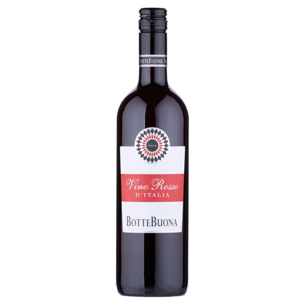 BotteBuona Vino rosso d'Italia 0,75 L
