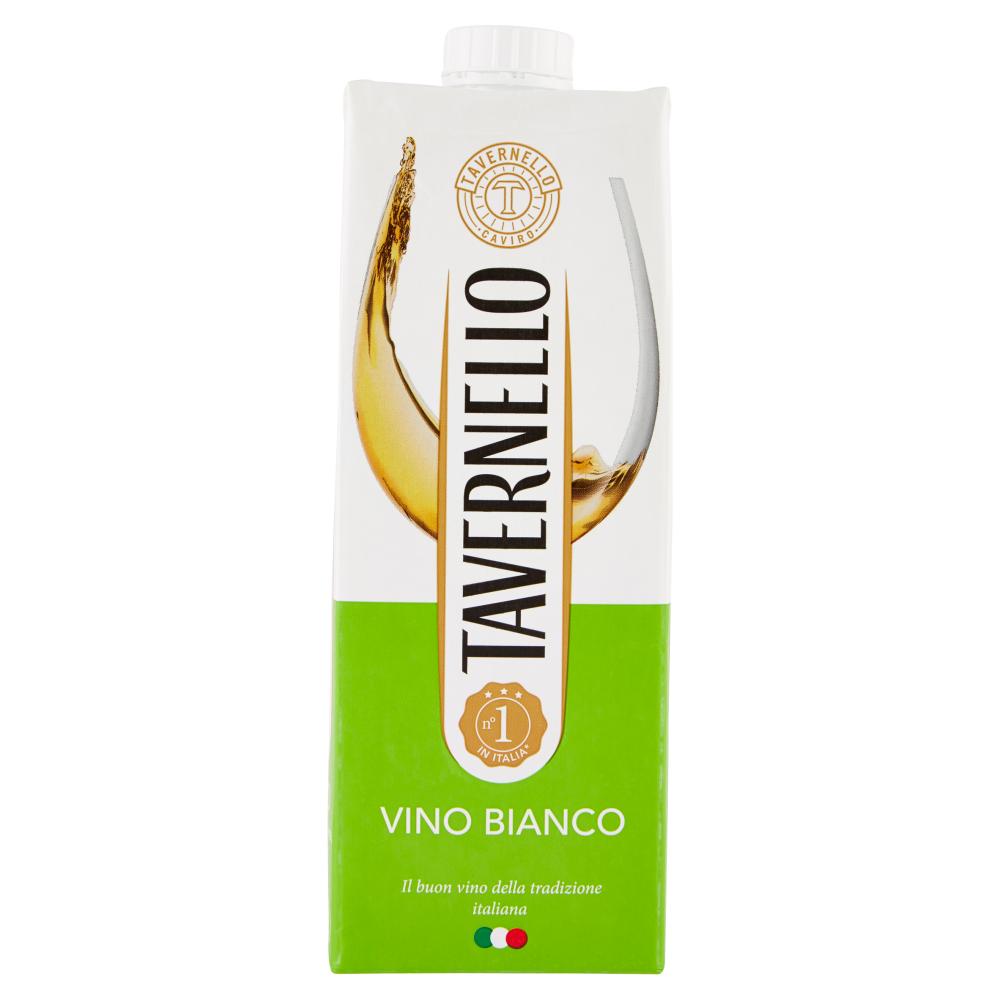 Tavernello Vino Bianco 1 l