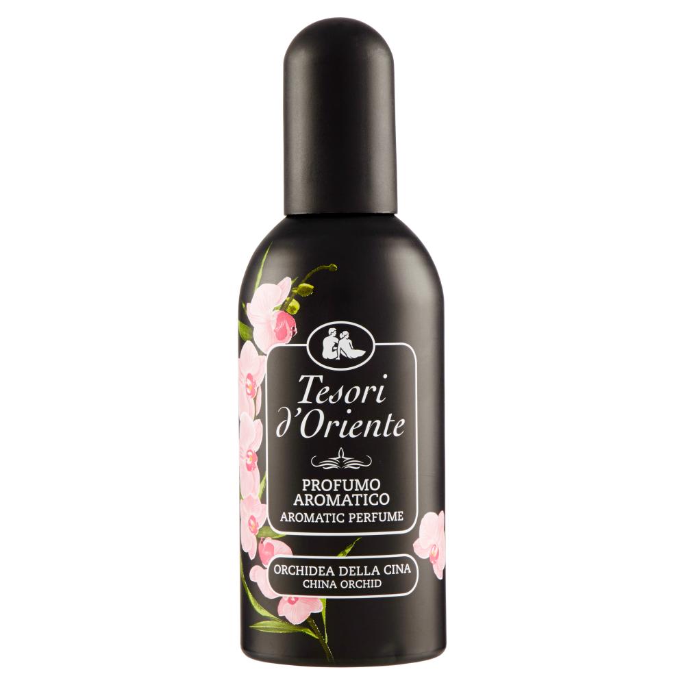 Tesori d'Oriente Orchidea della Cina Profumo Aromatico 100 ml