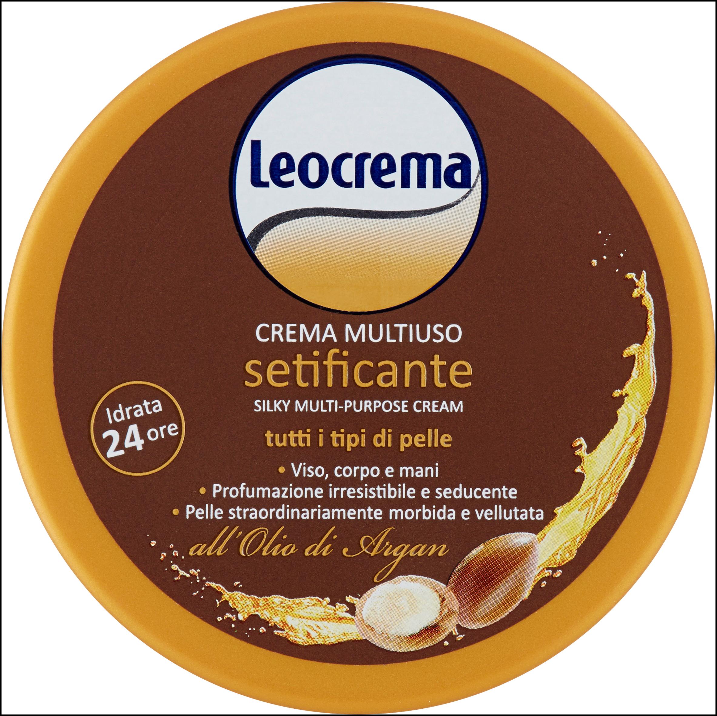 CREMA VASO MULT.OLIO ARGAN LEOCREMA 150