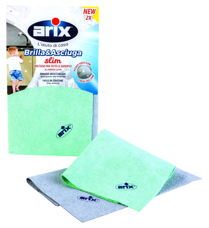 PANNO BRILLASCIUGA ARIX X2 SLIM