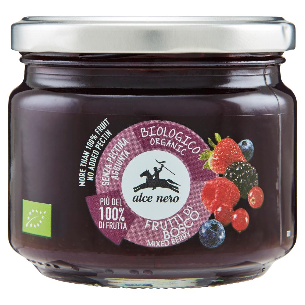 alce nero Frutti di Bosco 270 g