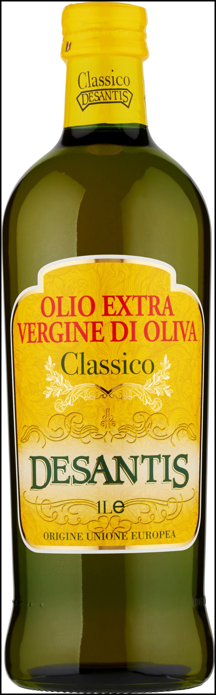 OLIO EXTRAVERGINE DESANTIS 1L CLASSICO