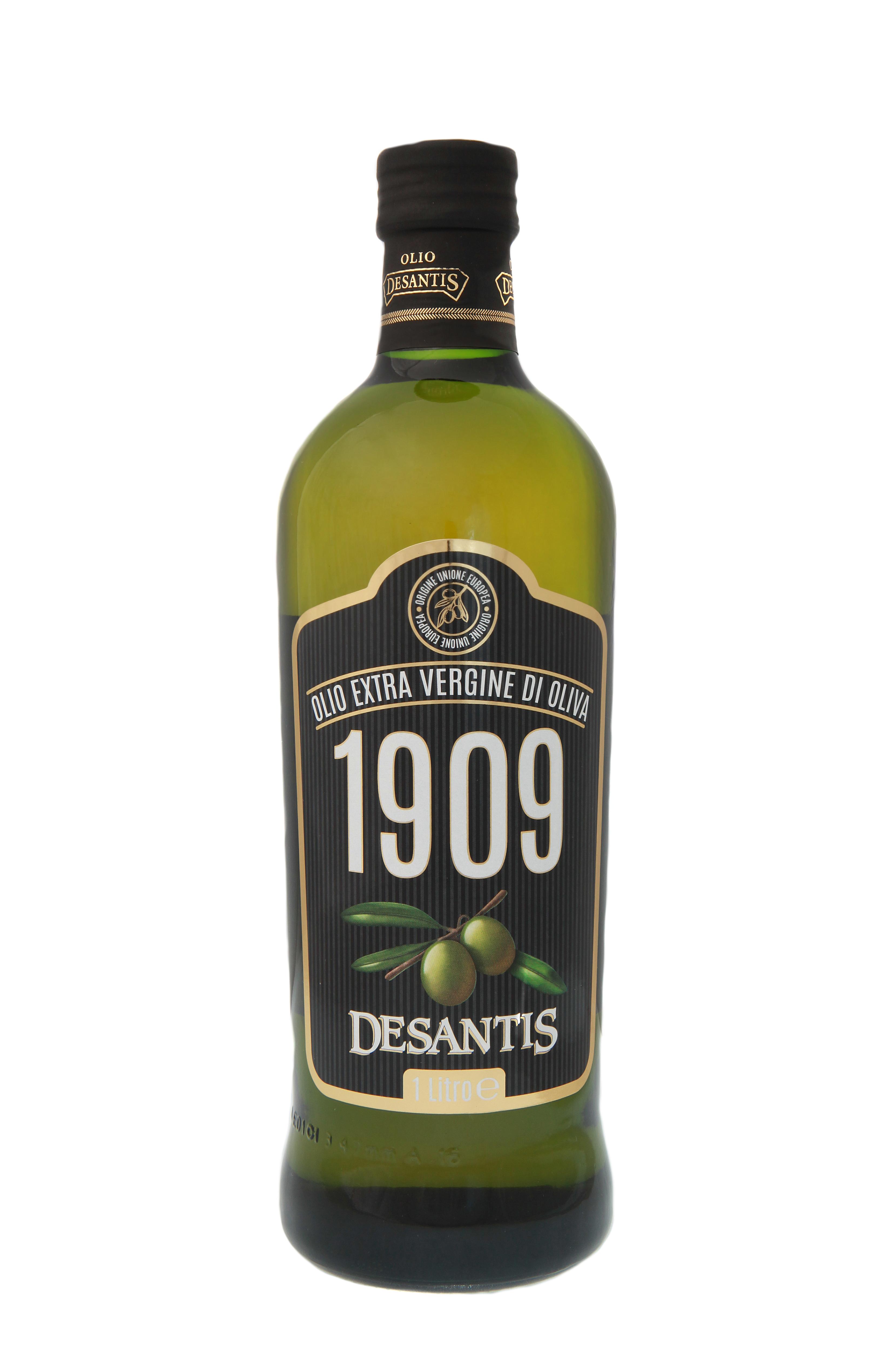 OLIO EXTRAVERG.D'OLIVA 1909 DESANTIS LT1