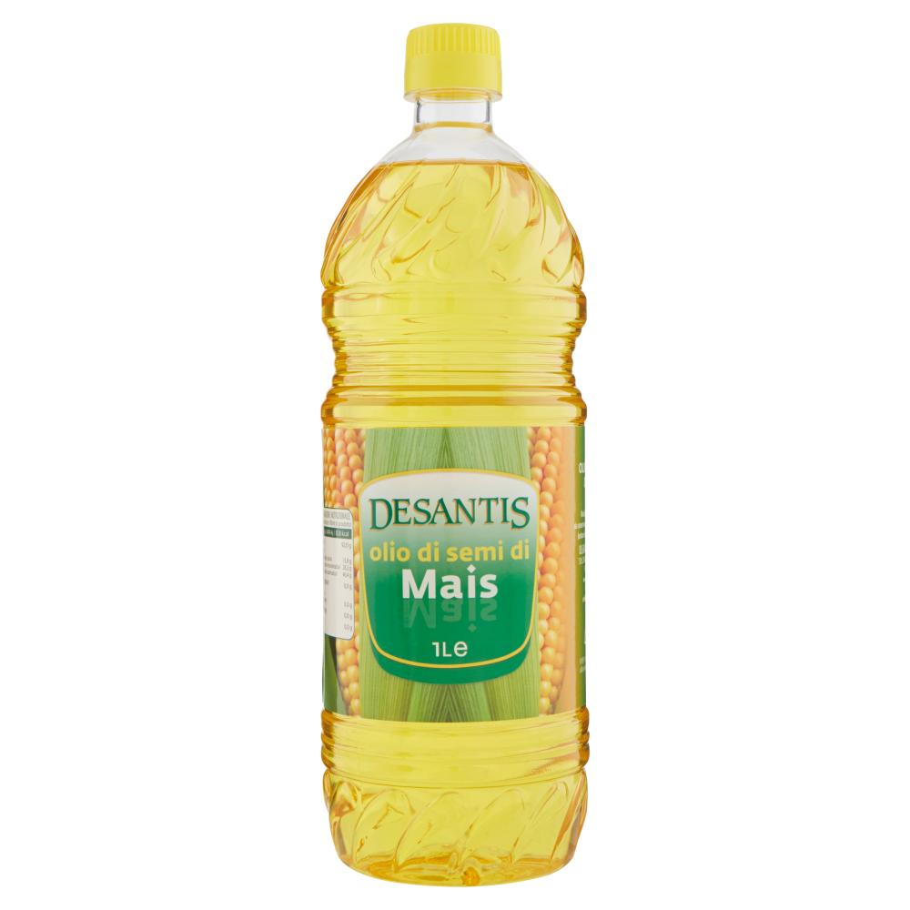 Desantis olio di semi di Mais 1 L