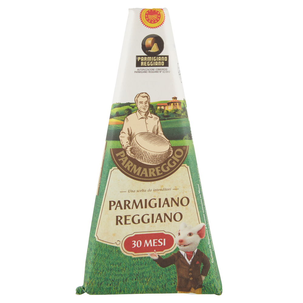 Parmareggio Parmigiano Reggiano DOP 30 Mesi 250 g